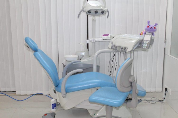 Dental chair at Soulful Dental care